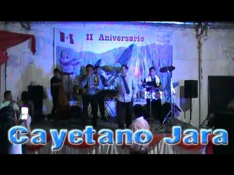 2do Aniversario Bertha Masias - Cayetano Jara - El amante del folclore - (03)
