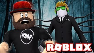 I AM SLENDERMAN AND I SCARED MY DAD in ROBLOX STOP IT SLENDER!