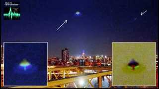 Aliens/UFO's seen in Manhattan - Caller on Dead Air Radio 5-11-2015