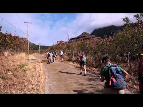 Waianae Waterworks Hike
