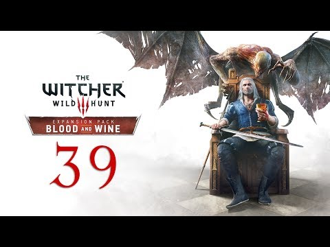 WITCHER 3: Blood and Wine #39 : Beware the Bootblack's Bucket