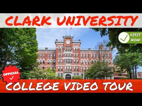 Clark University - Campus Tour