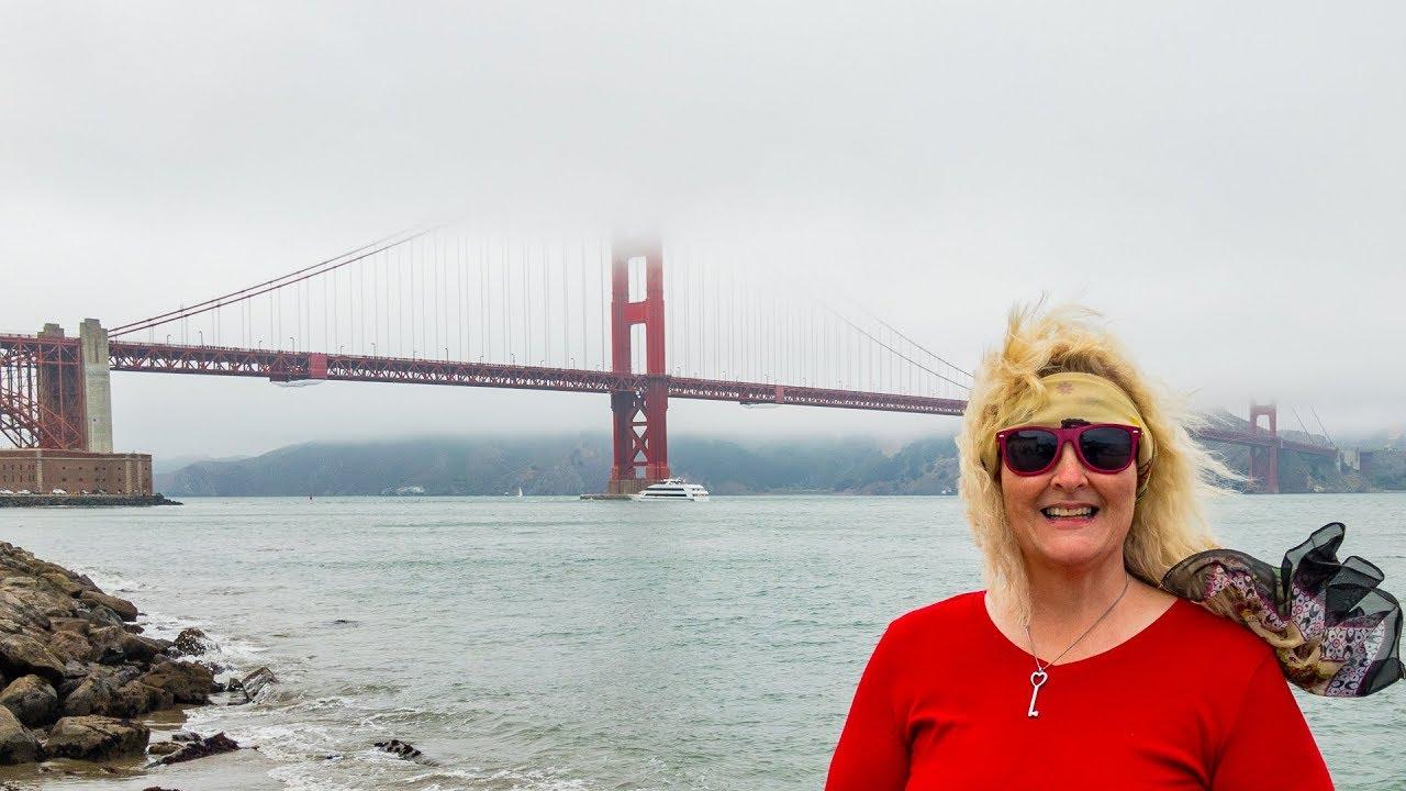 My San Francisco Travel Vlog Sight Seeing Food