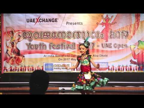 Aadu Mayilattam - Folk Dance by Avani Anish