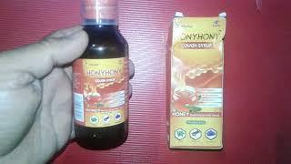 HONYHONY Cough Syrup review in Hindi  करे 1 दिन में खांसी और कफ का रामबाण इलाज !