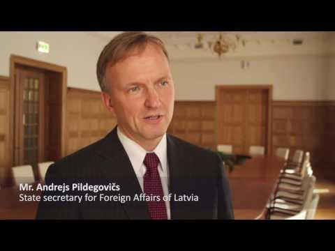 Mr.Andrejs Pildegovičš - Why Strategic Communications?