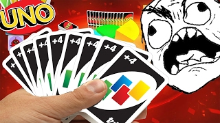 UNO  | TROLLING YOUR FRIENDS! (Custom Gamemodes)