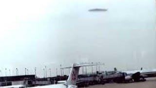 """""""Sie müssen das untersuchen!"""" 🛸 UFO über Flughafen O'Hare, Chicago IL"""
