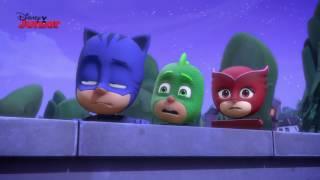 PJ Masks | Owlette's Tablet | Disney Junior UK thumbnail