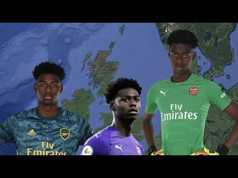 Arthur Okonkwo | Best Saves | Arsenal U23 + England / Nigeria