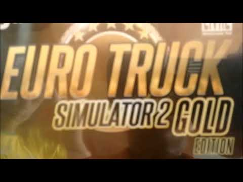 unboxing euro truck simulator 2 gold edition youtube. Black Bedroom Furniture Sets. Home Design Ideas