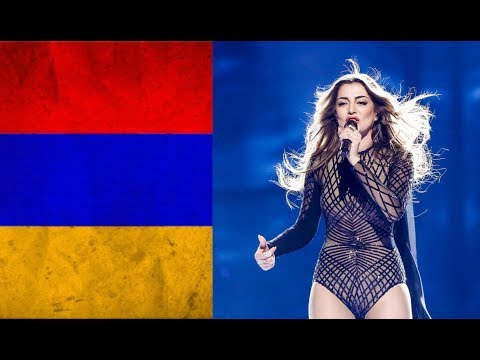 Eurovision Songs-My TOP 10|Armenia