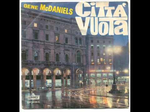 "Gene McDaniels""Città Vuota""It's a Lonely Town Liberty"