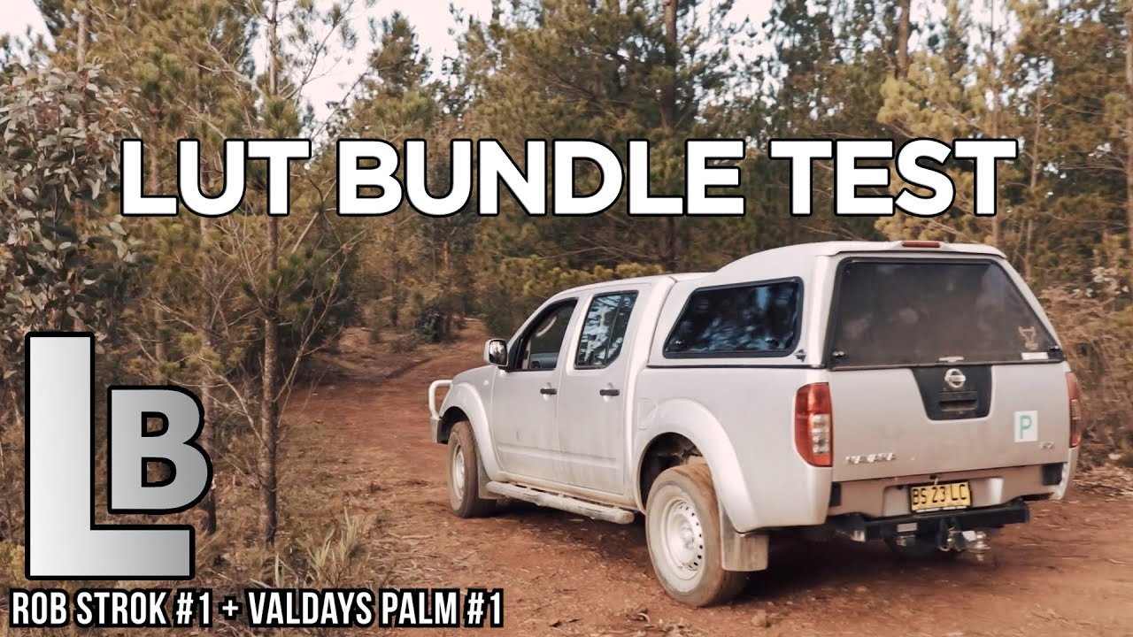 Testing The LUT Bundles