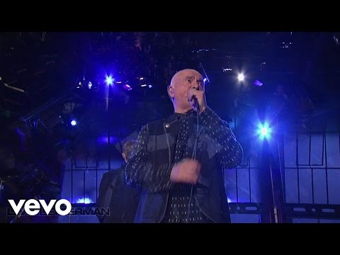 Peter Gabriel - Solsbury Hill (Live on Letterman)