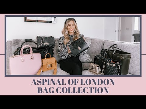 My Aspinal Of London Bag Collection | She Goes Wear