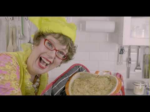 Lorraine Bowen | BGT Crumble Song + Recipe
