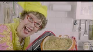 Lorraine Bowen  BGT Crumble Song + Recipe