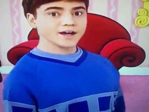 Blue's Clues: I Did That! (2/5) - YouTube