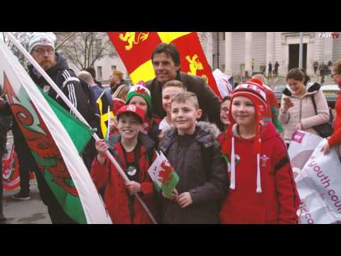 FAWTV | Saint David's Day Parade 2017