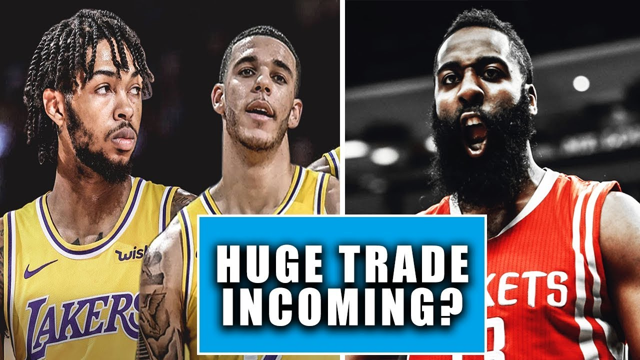5a4e6c47e700 HUGE Los Angeles Lakers Trade Incoming  James Harden Historical Night!