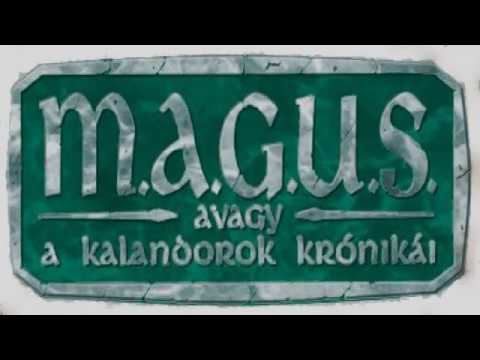 M.A.G.U.S. - A portál kapu!