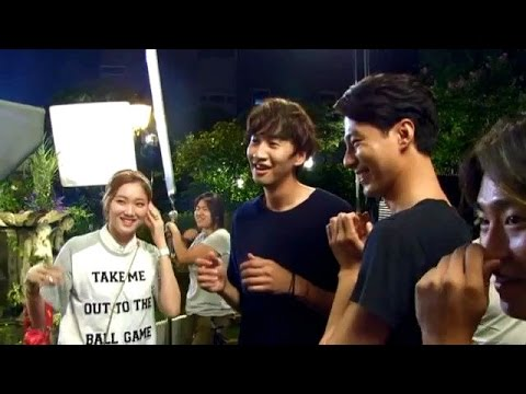 [Vietsub & Engsub] Jo In Sung watched Lee Kwang Soo & Lee Sung Kyung's kiss scene