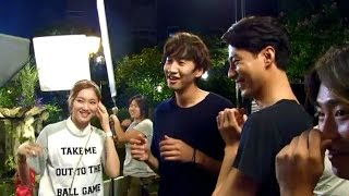 [Vietsub & Engsub] Jo In Sung watched Lee Kwang Soo & Lee Sung Kyung