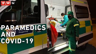 Eyewitness News accompanied paramedics in the Western Cape to observe how they are dealing with COVID-19 and what they go through when entering dangerous territories. Two weeks ago, paramedic Victor Labuschagne was shot in Mitchells Plain. He fortunately wore a bulletproof vest that he bought to protect himself.  #Paramedics #COVID19 #MitchellsPlain