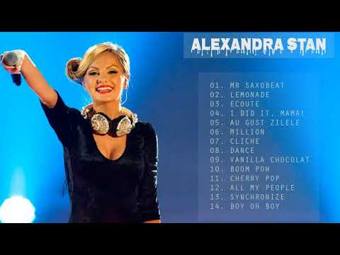 Best Of Alexandra Stan Songs |  Serdar Alexandra Stan hits New Album 2018
