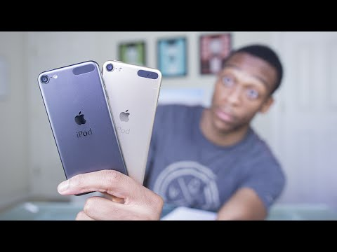 People Still Buy These? (2015 iPod Touch 6th Generation)