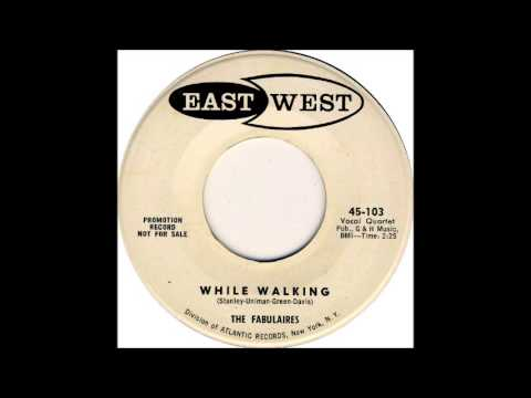 While Walking - Fabulaires 1957 East West 103