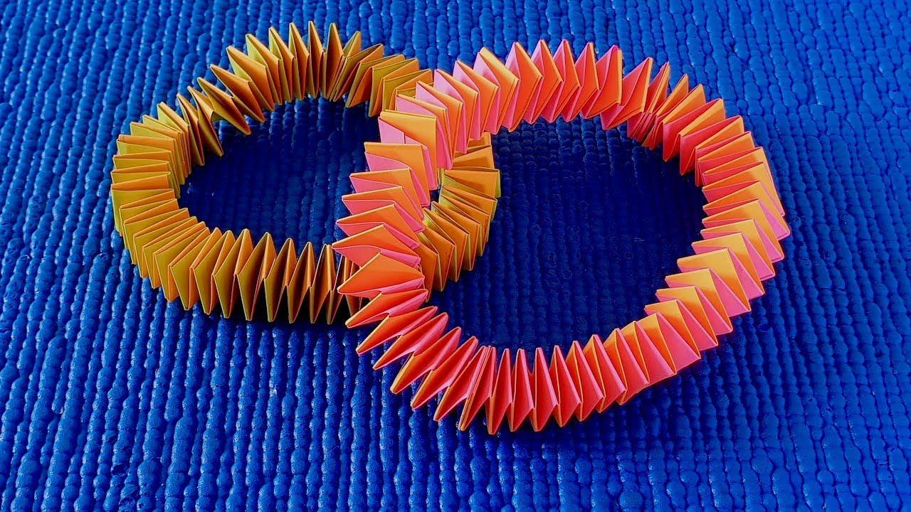 браслеты из цветной бумаги мощная площадка для