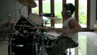 Gigi - Sang Pemimpi  drum cover by Bima (9th years old)