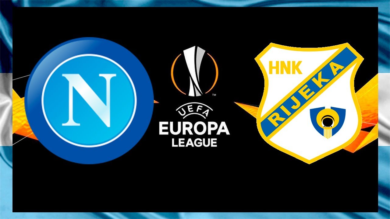 🔴EN VIVO:NAPOLI vs RIJEKA EN VIVO EUROPA LEAGUE /REACCION COLOMBIA