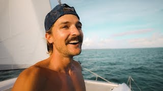 BOAT LIFE: Riley Sails Solo in the Tropics