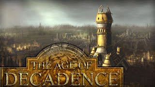 Age Of Decadence - First Impression Review