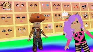 Fashion Famous Frenzy Dress Up Roblox Let's Play Game Cookie Swirl C Video