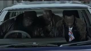 Тайрон крутой до мозга костей ... отрывок из фильма (Большой Куш/Snatch)2000