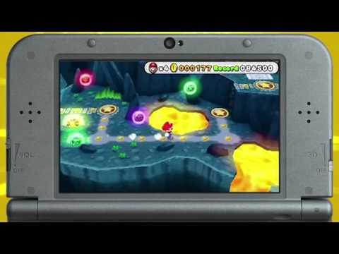 Vidéo Pub FR   3DS   Puzzles & Dragons Super Mario Bros  Edition