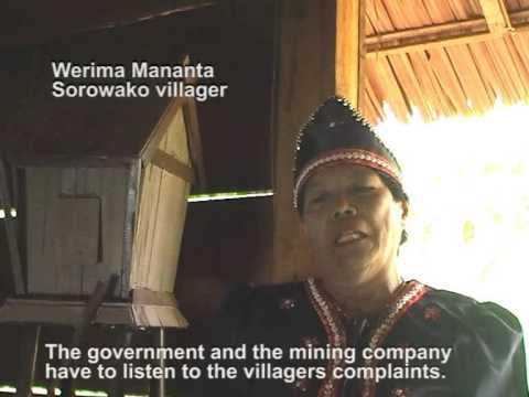 Mining Re-Sisters: Indonesia