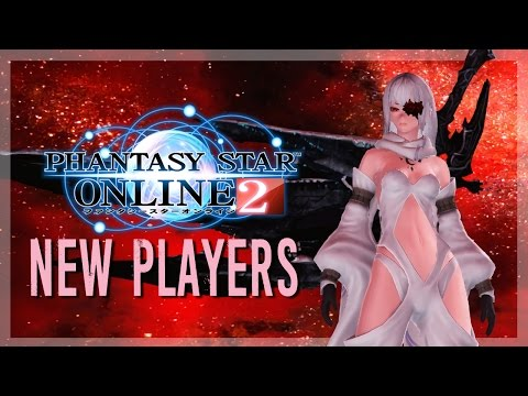 Phantasy Star Online 2 | New Player Tips
