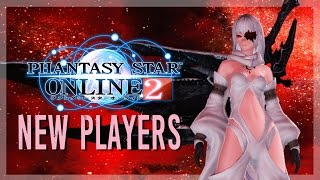 Phantasy Star Online 2 | New Player Tips