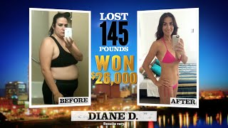 Beachbody Weight Loss Results: Diane Lost 145 lbs, Won $26,000!