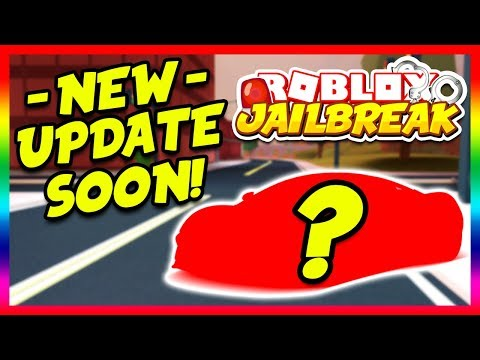 Roblox Jailbreak NEW VEHICLE & NEW ESCAPE! NEW UPDATE COUNTDOWN! | 🔴 Roblox Jailbreak Live