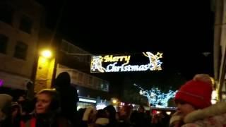 Jes ĝi estas Kristnasko – Yes it is Christmas!
