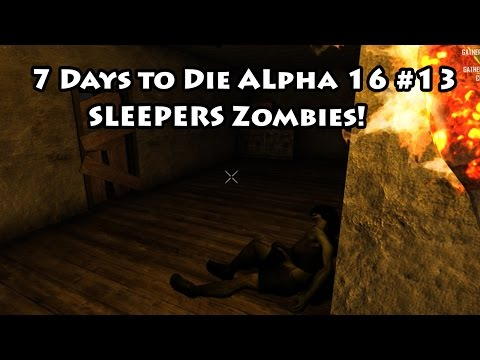 7 days to die alpha 16 number 13 7daystodie. Black Bedroom Furniture Sets. Home Design Ideas