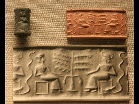 mesopotamia:-la-evolución-de-la-escritura-hasta-un-medio-más-preciso-y-perfecto-de-comunicación.