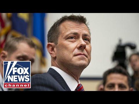 Former FBI official: Strzok, Comey, McCabe disgraced bureau