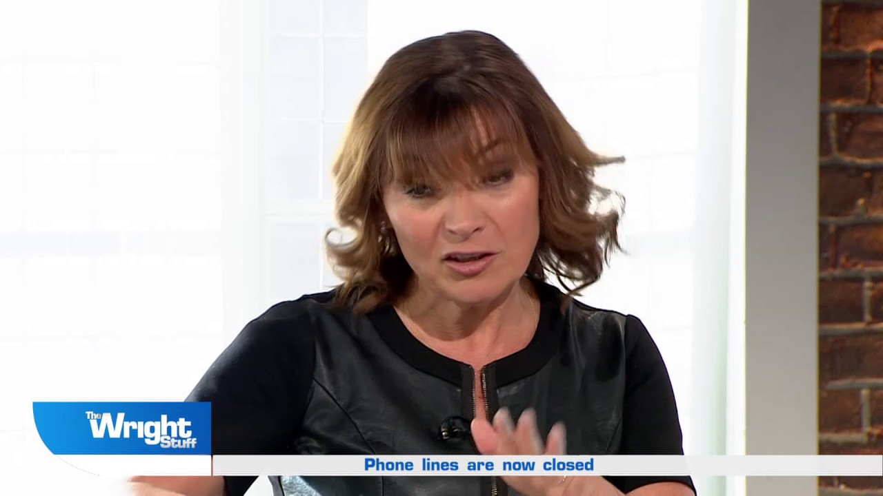 the wright stuff: lorraine kelly excited to film ernest shackleton